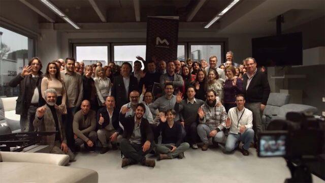 MOTION ITALIA – Convention 2018
