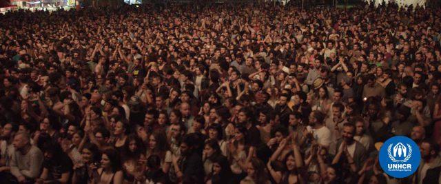 Concert – UNHCR / Florence 2016