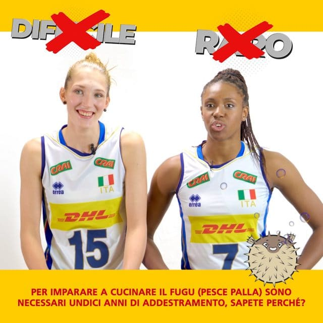 JAPAN EXPRESS – DHL / Federazione Italiana Pallavolo 125K views